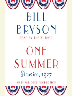 cover image of One Summer